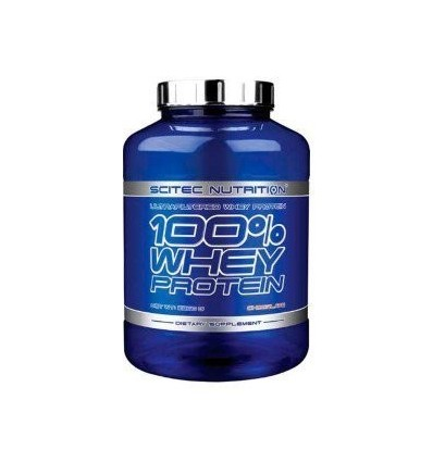 SCITEC Nutrition 100% Whey Protein - 2,35 Kg