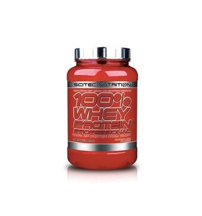 SCITEC Nutrition 100% Whey Protein Professional - 920 gr