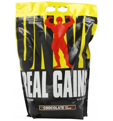Universal Real Gains Chocolate 4800g