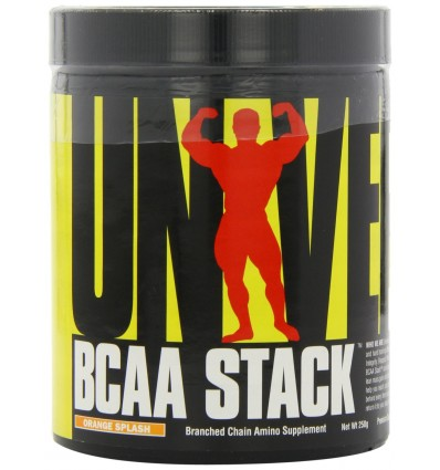 Universal BCAA Stack Orange 250g