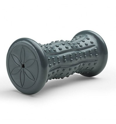 Gaiam Massage-Therapie Res Hot and Cold Foot Massage Roller - Elástico para fitness