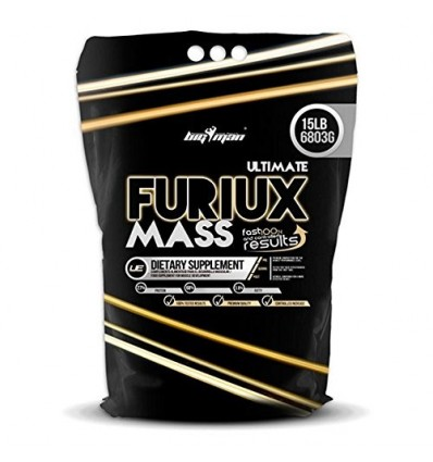 Big Man Ultimate Furiux Mass - 6,8 kg Galleta