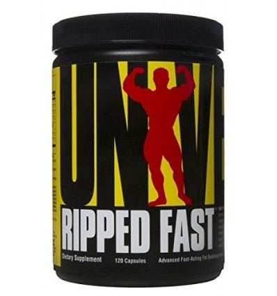 Universal Ripped Fast 120 capsule