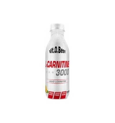 VitOBest L-Carnitina 3000 mg 500 ml - Naranja