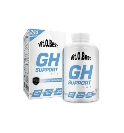 GH SUPPORT ( VIT.O.BEST ) 240 CAPSULAS