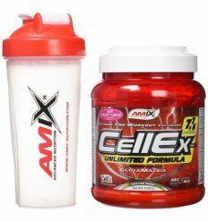 Cellex Unlimited Voluminizador - 1040 gr AMIX