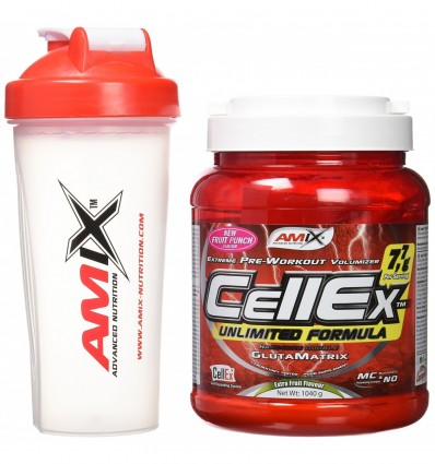 Amix Cellex Unlimited Voluminizador - 1040 gr__8594159534933