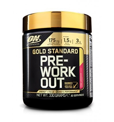 Optimum Nutrition Gold Standard Pre-Workout Pre-Entreno